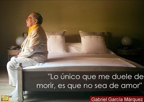 10 frases de Gabriel García Márquez