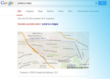 polanco mapa