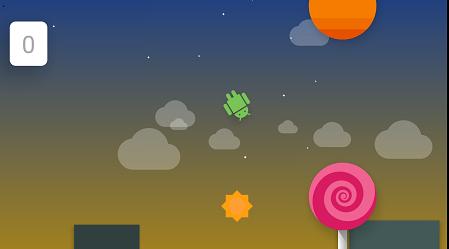 juego oculto android lollipop