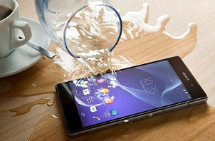 Sony-water-proof-technology